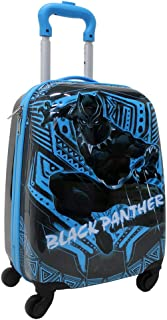 Black Panther Kids 18 Inch Spinner Carry On Travel Luggage for Boys