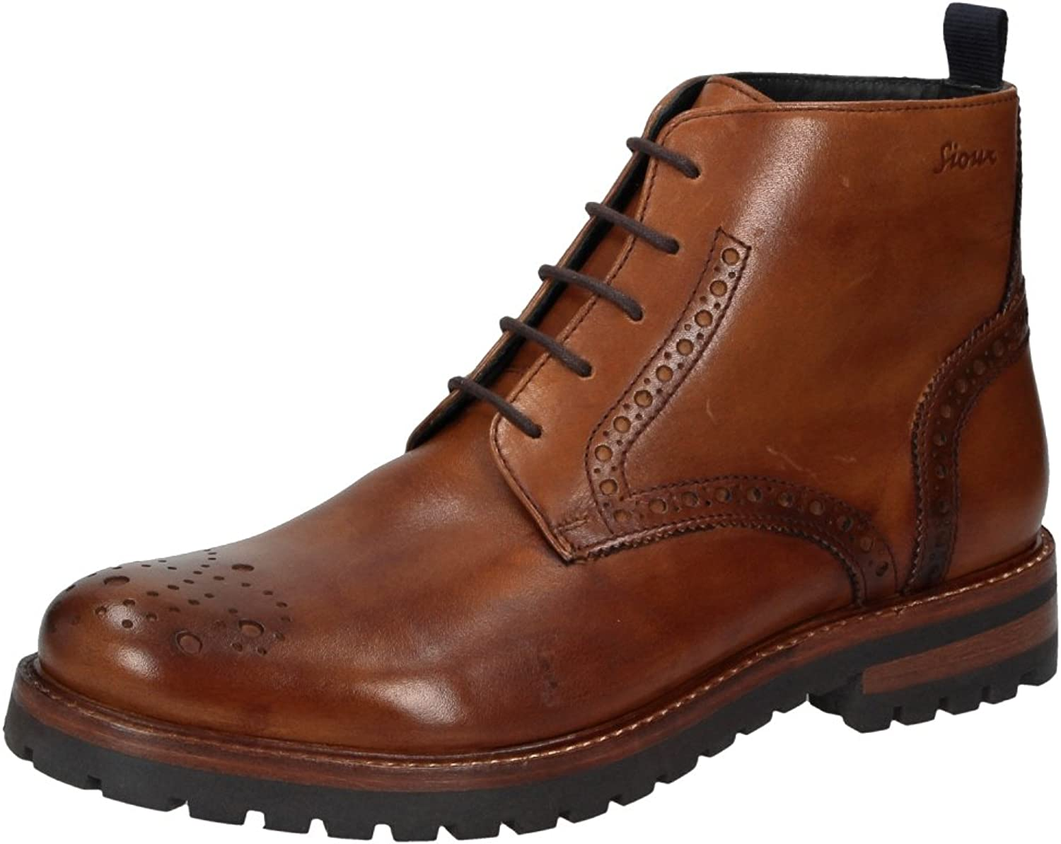 Sioux Men's 34061 - Boots Brown Brown
