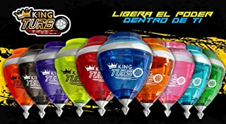 comprar comparacion WorldWide- Trompo King Turbo, Multicolor (20253)