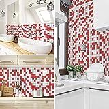 Pegatinas de azulejos para cocina Mosaico baños...