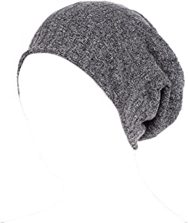 Womens Scarf India Muslim Stretch Turban Hat Hair Pure Color Loss Head Wrap