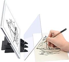 Yuntec Optical Drawing Board, Portable Optical Tracing Board Image Drawing Board Tracing..