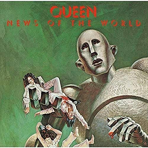 QUEEN NEWS OF THE WORLD [BLU-SPEC 2CD] (40TH ANNIVERSARY)