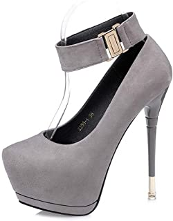 Ying-xinguang Shoes Fashion Platform High Heel Stiletto Slim Women's Shoes Women's High Heel Comfortable