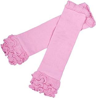 Junlinto, Junlinto Calcetines para niña Baby Baby Calentadores para la Pierna Calcetín Rodillera Calcetines Ajustados Medias Rosa