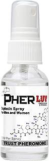 Oxytocin Pheromone Spray for Men and Women PherLuv Attractant for Men and Women