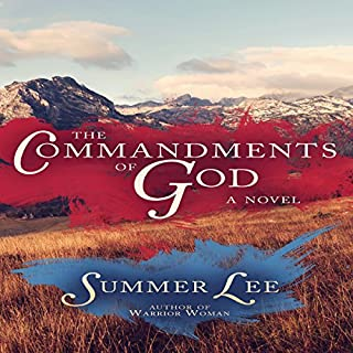 The Commandments of God audiobook cover art