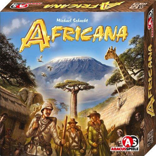 ABACUSSPIELE 03121 - Africana, Brettspiel