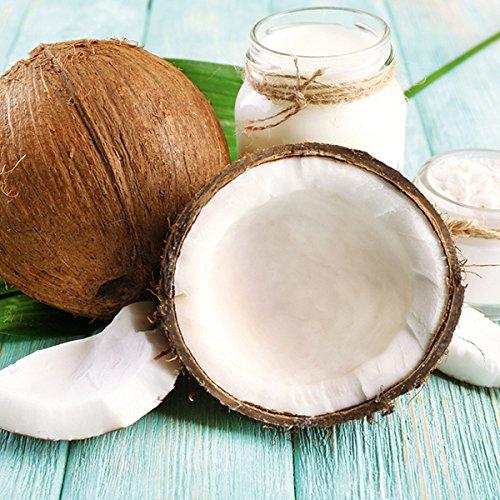mituso Bio Kokosöl, nativ, DE-ÖKO-037, 1er Pack (1 x 1000 ml) im praktischen Eimer - 5