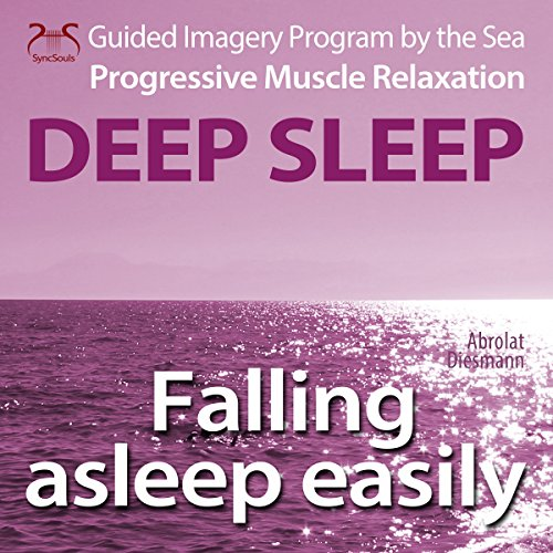 Falling asleep easily audiobook cover art