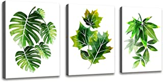 Best green leaf artwork Reviews