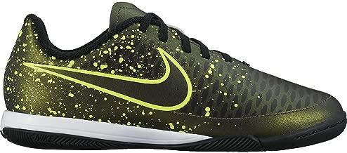 Nike Junior Magista Onda (IC) - (Dark Citron/Black)
