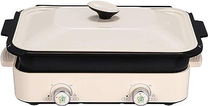 Draagbare elektrische kookmachine voor thuisgebrui Multifunctionele kookpot, elektrische barbecue pot, oven, multi-purpose...