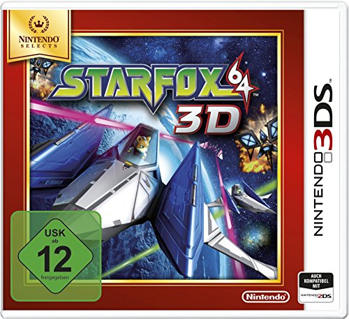 Star Fox 64 3D - Nintendo Selects - [3DS]