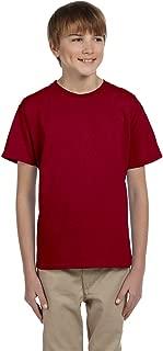 gildan cardinal red t shirt