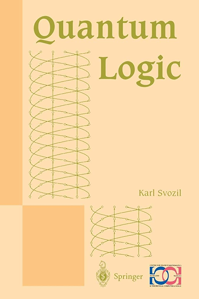 修正シャトルスマイルQuantum Logic (Discrete Mathematics and Theoretical Computer Science)