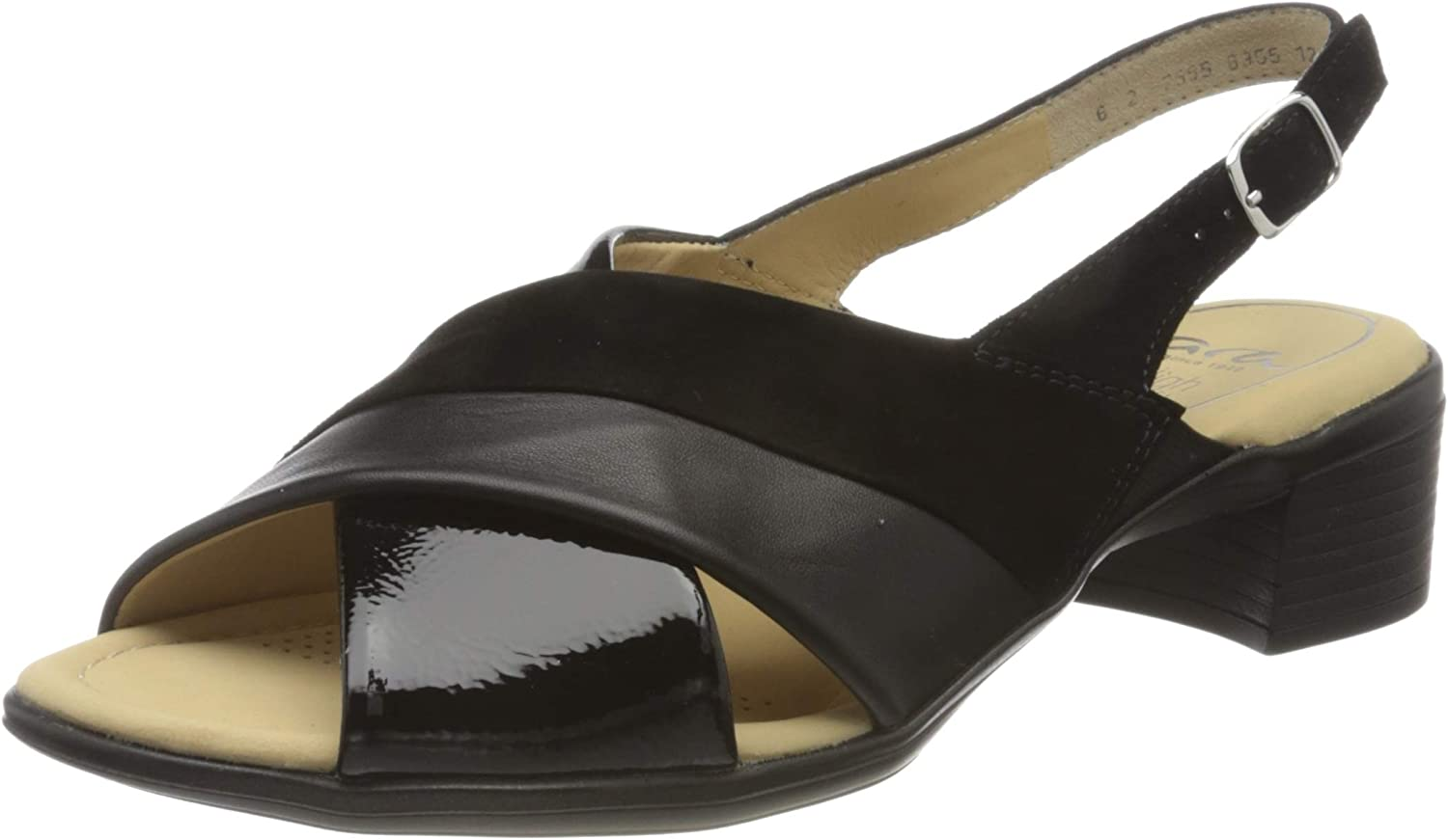 Topics on TV ARA Women's Ankle Strap Sandals Directly managed store