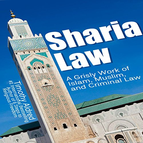 Sharia Law audiobook cover art