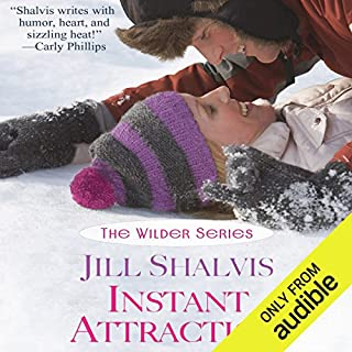 Instant Attraction audiobook cover art
