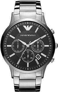 Emporio Armani Men's AR2460 Dress Silver Watch