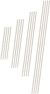 Wilton 8 Inch Lollipop Sticks 100 ct