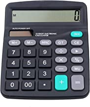 $42 » ZLDAN Electronic Calculator Portable Office Commercial Tool Battery Solar 2 in 1 Powered 12 Digit