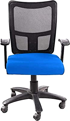 Lifecare Chairs Umbrella Base Office Chair (Black) Model No-032