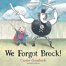 Best we forgot brock Reviews