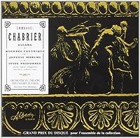 シャブリエ : オーケストラ作品集 (Emmanuel Chabrier : Orchestra works / Bonneau & Orchestre du Theatre des Champs-Elysees) [輸入盤]