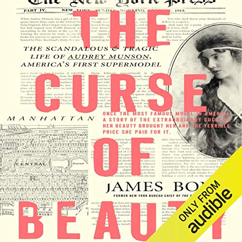 The Curse of Beauty audiobook cover art