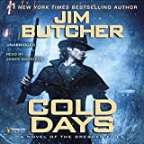 Bargain Audio Book - Cold Days  The Dresden Files  Book 14