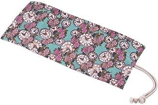 حقيبة قماشية لفافة الحافظة تحتوي على 36 فتحة للفنان