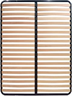 AltoBuy ALTOLATTES - Sommier 2x20 Lattes 140x190cm
