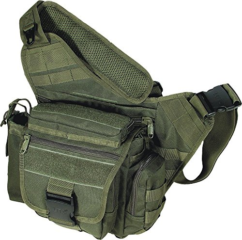 UTG Messenger Taktische Tasche Multi Functional Tactical Bag, Olivgrün, PVC-P218G