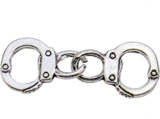 Best silver handcuff charm Reviews