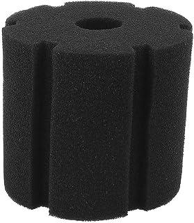 Aquarium Filter Biochemical Sponge Foam Replacement Black L4X8