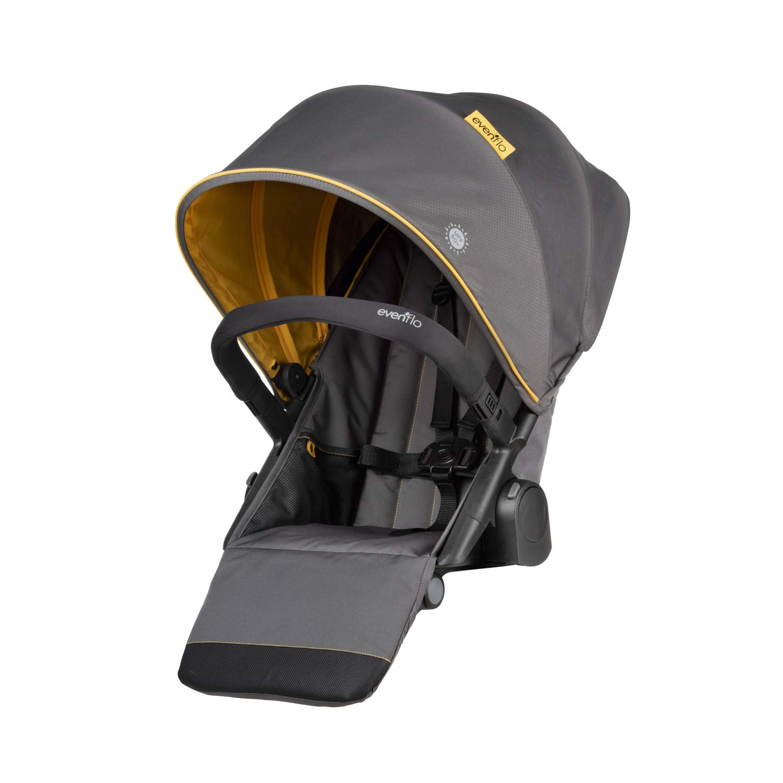 Pivot Xplore Stroller Wagon Second Seat, Adventurer Gray