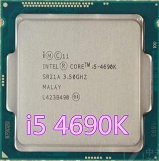 Intel Core I5 4690K i5 4690K 3.5GHz/ 6MB/ Socket LGA 1150 Quad-Core CPU Processor I5-4690K SR21A