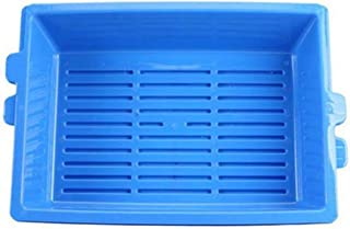 A Litter Box for Cats Plastic Cat Toilet Trainer Cat Toilet Training Kit Litter Tray Mat Pet Cleaning Supply Training Products