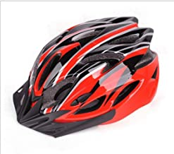 BHJTR Bicycle Helmet Cycle Helmet Adjustable for Adult with Detachable Liner Sizes for Adults Bicycle Cycling Helmet