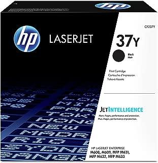 HP 37Y   CF237Y   Toner Cartridge   Black   High Yield