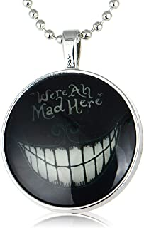 Best cheshire cat smile necklace Reviews