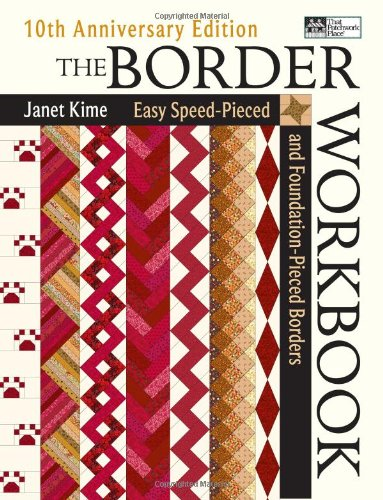 60 pieced quilt borders - 3