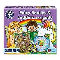 Orchard ToysオーチャードFairy Snakes &ラダー( 102621)