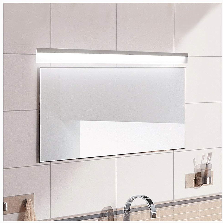 WB_L Spiegellampen Badezimmerspiegel Lampen LED Digital Kreative Badezimmer Lampe Badezimmer Beleuchtung Make-up Lampe Wandleuchten Dekorative Beleuchtung (gre   40 cm)