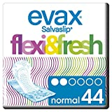 Evax Salvaslip Flexi&Fresh Normal Protegeslips - 44 unidades