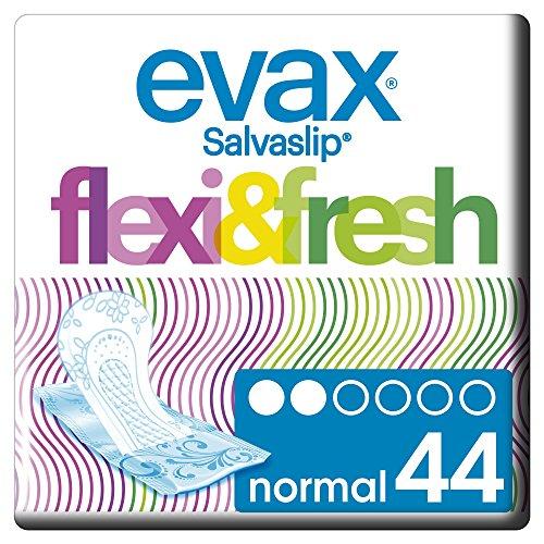 Evax Salvaslip Flexi&Fresh Normal Protegeslips - 44 unidades