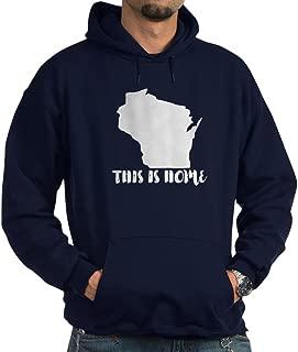 Wisconsin - This is Home Sweatshirt