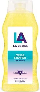 LA Looks Mega Shaper #9 Hold Level, 20 Ounce (U-HC-1903)