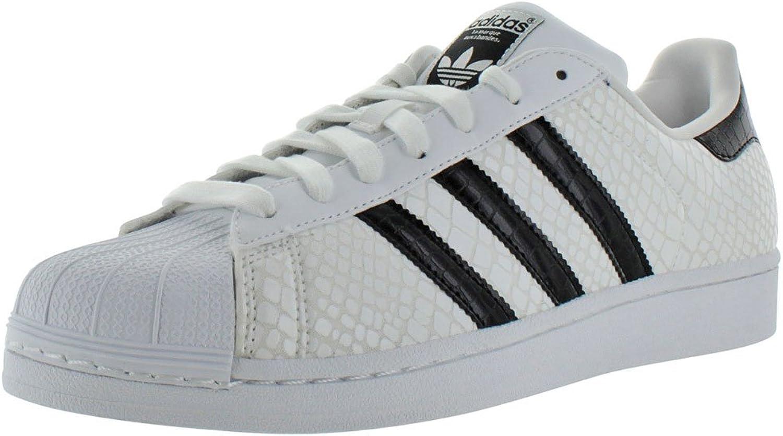 Adidas Men's Superstar Shell Toe Fashion Sneaker
